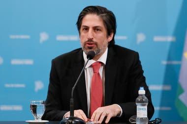 El ministro de Educación, Nicolás Trotta, aseguró que la presencialidad es prioridad para 2021