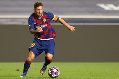 Lionel Messi podría ser suplente ante Getafe