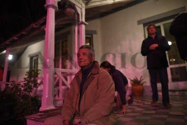 Luis Miguel Etchevehere, tras la recuperación del campo