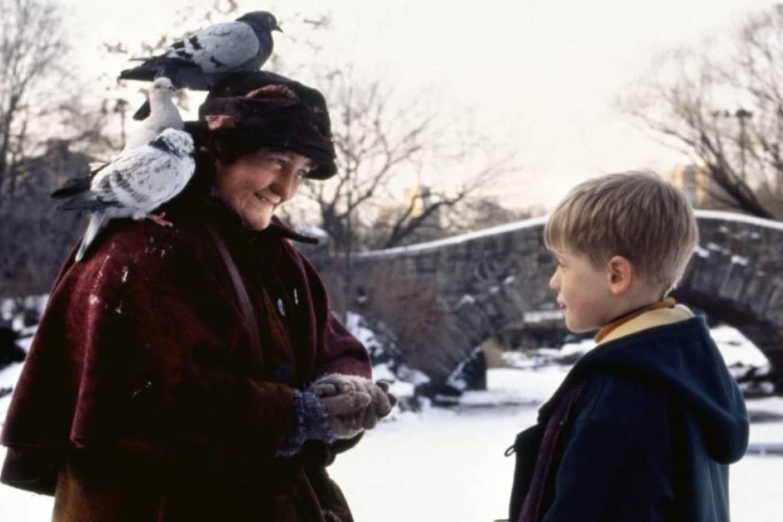 """La """"señora de las palomas"""" de Mi pobre angelito pasará la Navidad en soledad"""