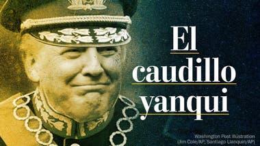 The Washington Post comparó a Trump con Perón, Chávez y Maduro