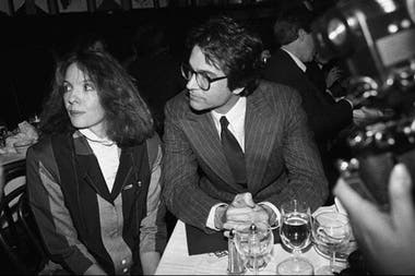 Diane Keaton y Warren Beatty, un amor breve pero intenso