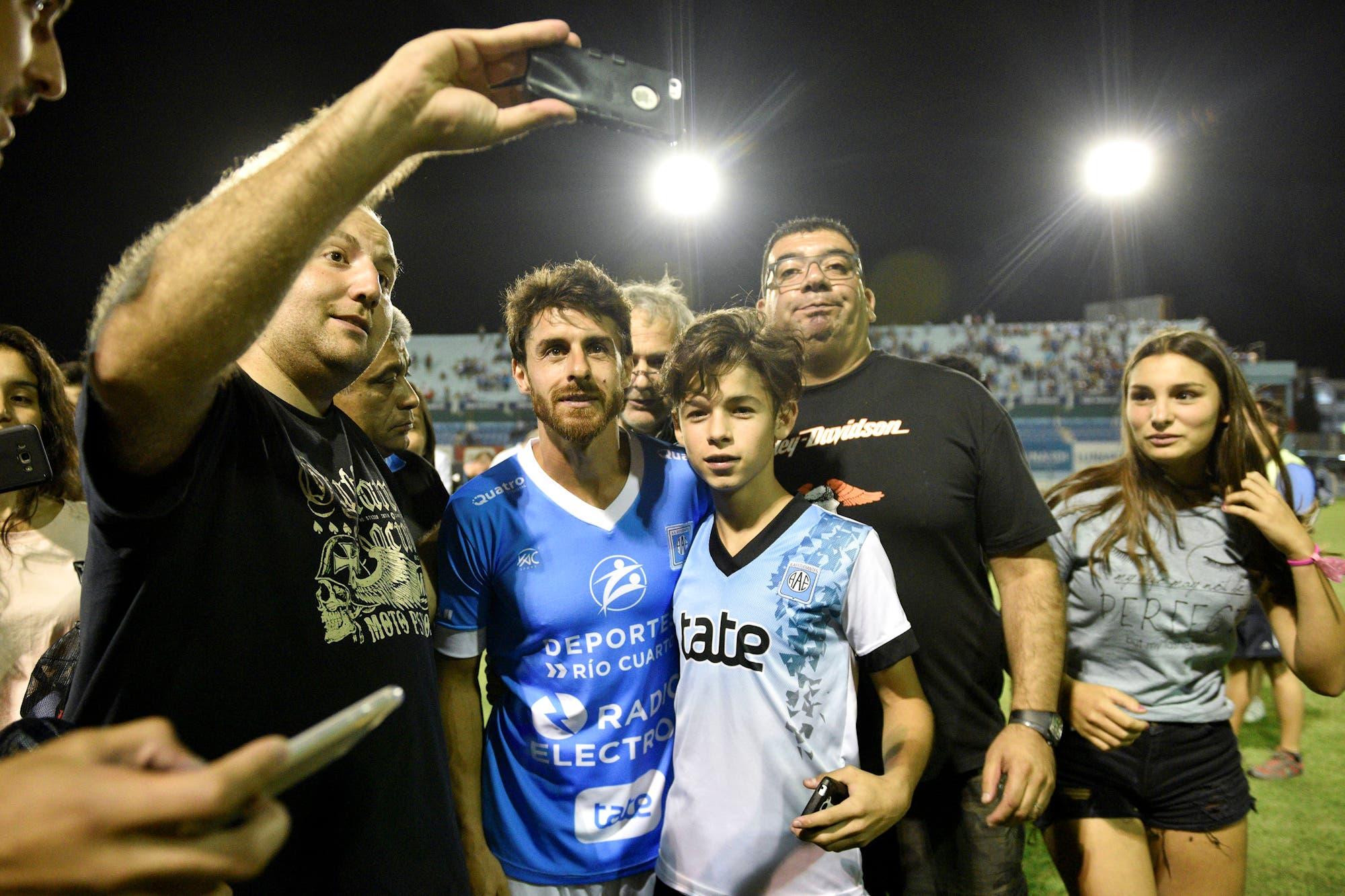 El rival de Boca en la Copa Argentina: Estudiantes de Río Cuarto, el equipo donde nació y se retiró Pablo Aimar