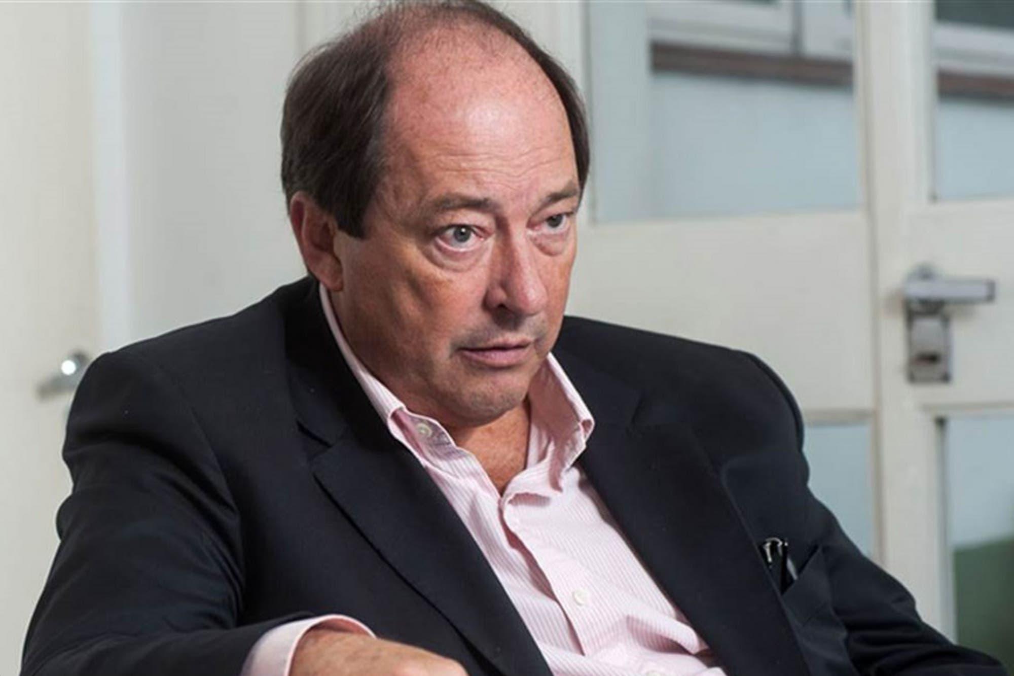 """Ernesto Sanz, tras la carta de Cristina Kirchner: """"Ojalá que haya posibilidades de diálogo y que esto derive en un acuerdo"""""""
