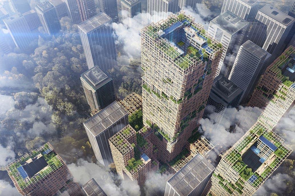 Tendrá 350 metros de altura y un costo estimado en 5600 millones de dólares; estará listo en 2041