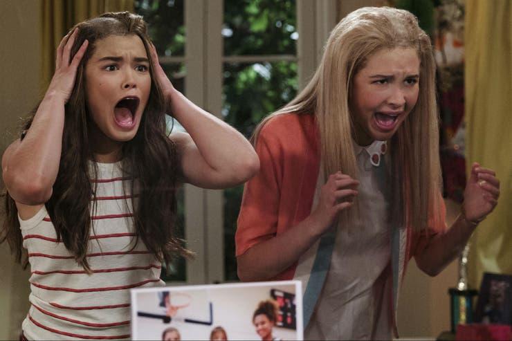 Alexia y Katie