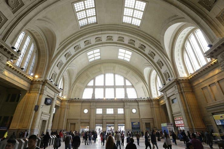La estación de trenes de Retiro, convertida en un edificio inteligente, continúa con su renovación
