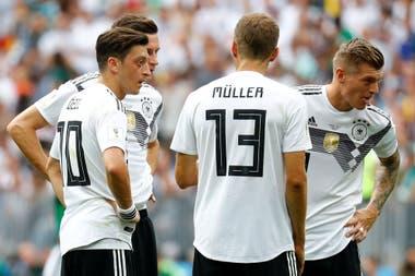 Rusia 2018 tuvo hoy su primer gran sorpresa con el 1-0 de México sobre Alemania