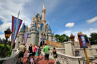 Epcot Center en Disney World de Orlando