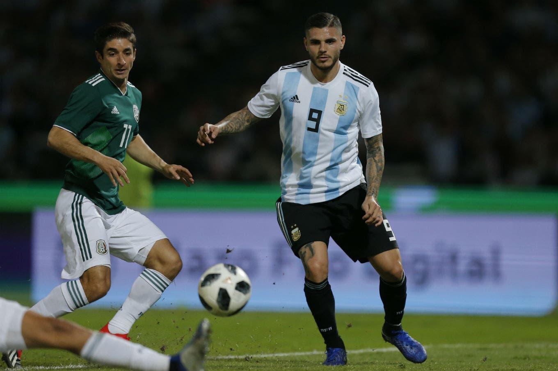 La racha negra de Icardi y Dybala en la selección: la comparación con Messi y Maradona