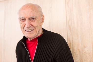 Su amistad con Pinky y su relación con Alberto Olmedo, algunos de los temas que repasó en la entrevista