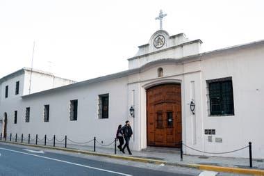 La Santa Casa de Ejercicios Espirituales que fundó la beata es una de las construcciones más antiguas de la ciudad