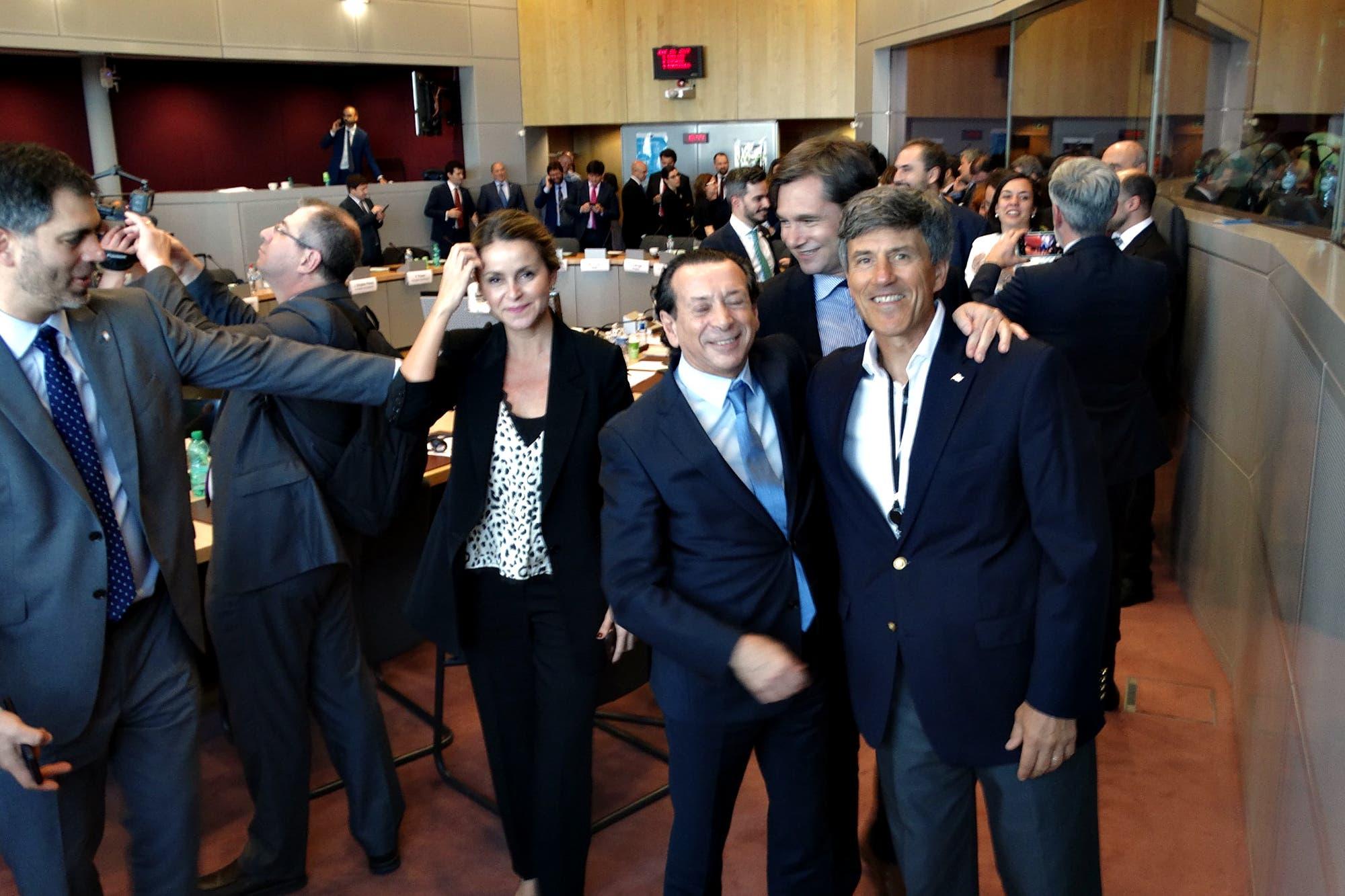 Histórico: firman el acuerdo comercial entre el Mercosur y la Unión Europea