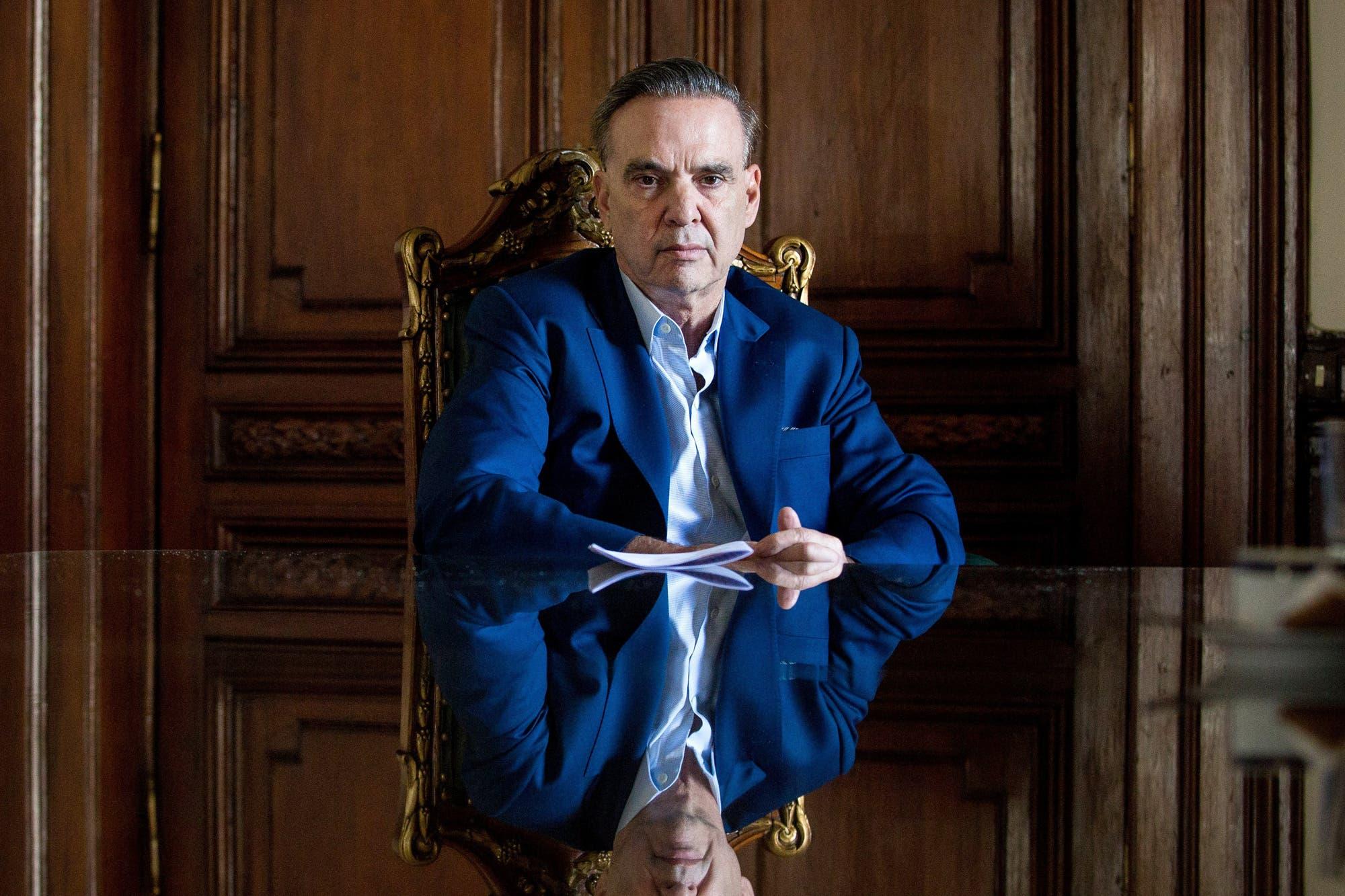 """Pichetto, sobre las críticas dentro del Gobierno: """"Que me lo digan de frente"""""""