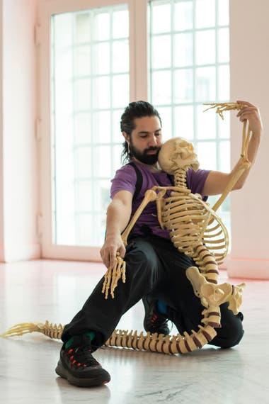 """Resultado de imagen para Faena Art presenta: """"Coreografías de Sal"""" de Osías Yanov"""