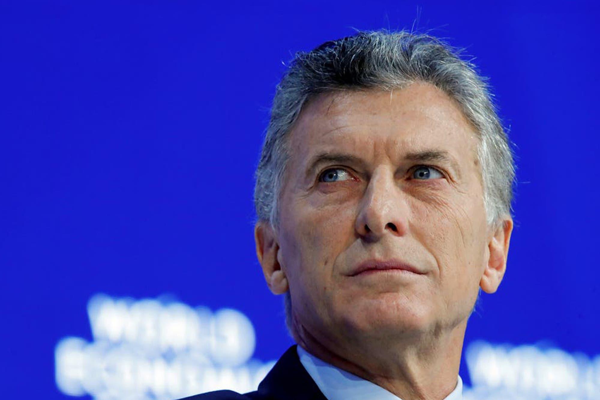 """Mauricio Macri pidió """"responsabilidad y prudencia"""" para """"llevar tranquilidad a los argentinos"""""""