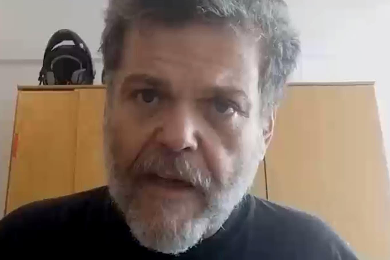 """Alfredo Casero llamó a """"no quedarse en la casa esperando que vengan los nazis"""""""