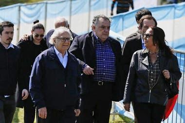 Jorge Pérez Ezquivel también estuvo presente en el acto
