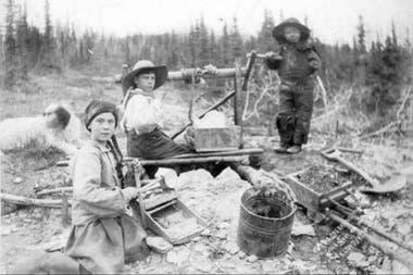 La imagen de hace 120 años que desencadenó la teoría conspirativa sobre Greta Thunberg