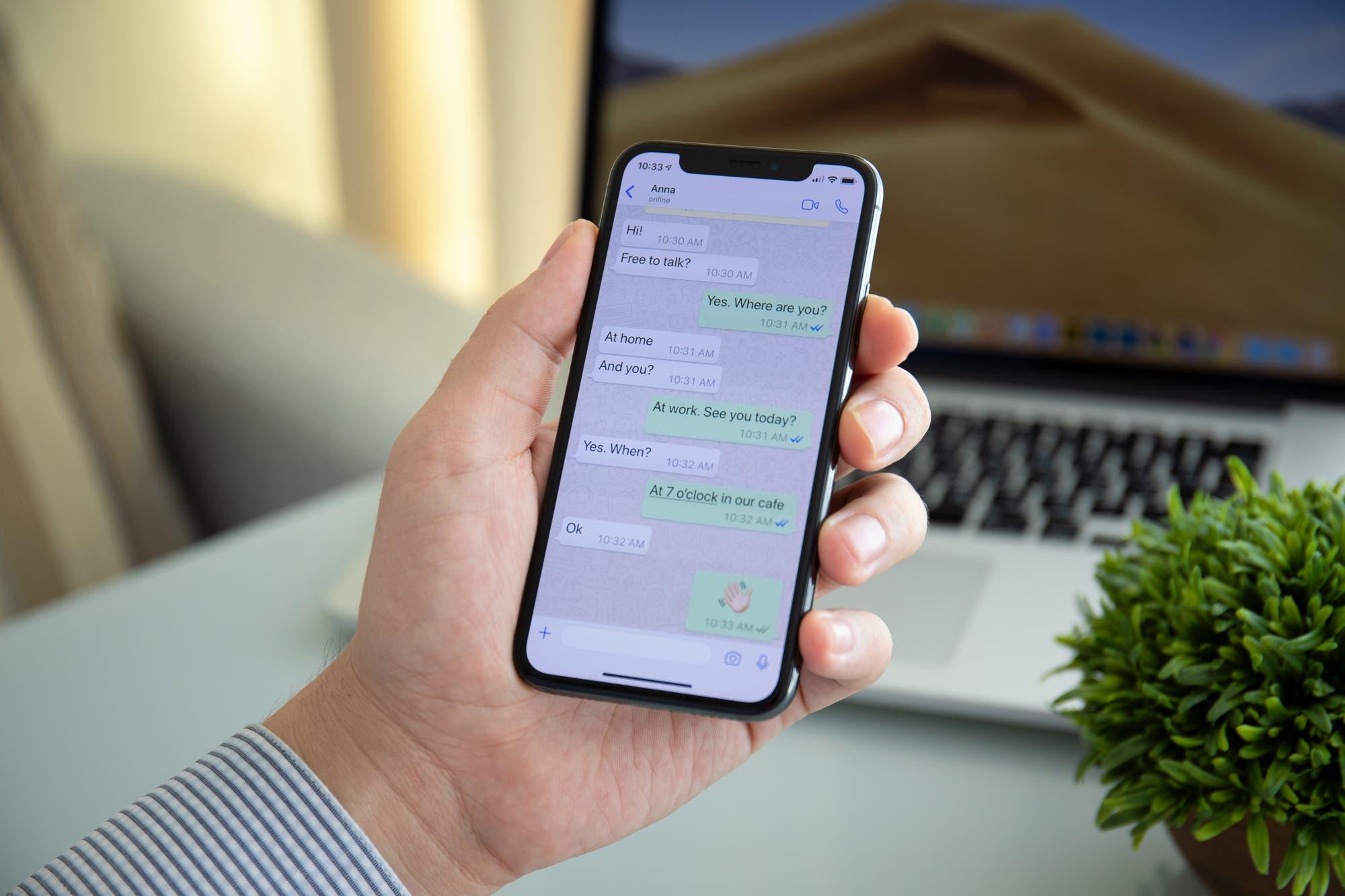 Las llamadas en espera y la privacidad en grupos llegan a WhatsApp para iPhone