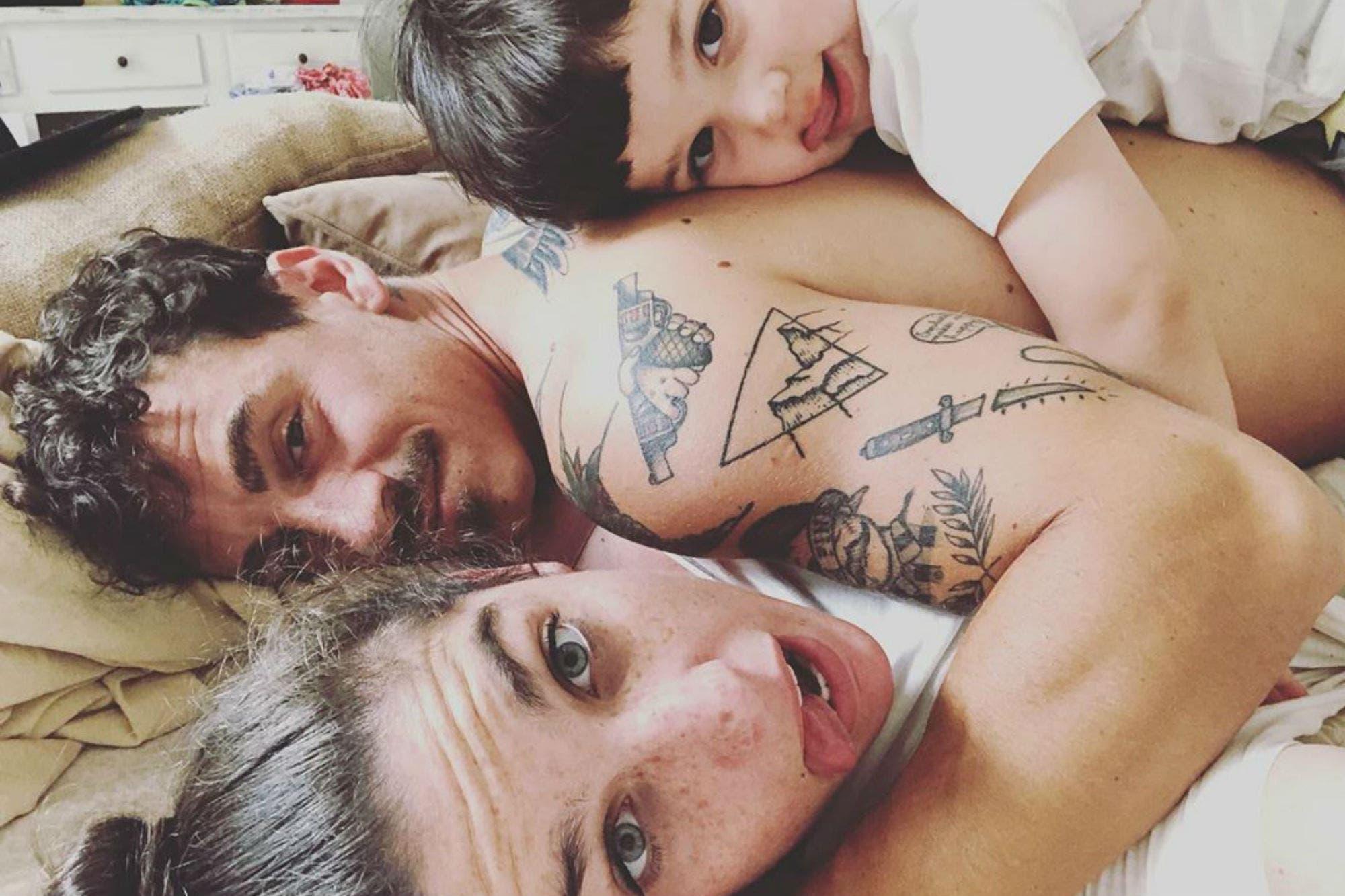 Juana Repetto y la tierna historia de cómo se asentó la relación entre su hijo y su novio