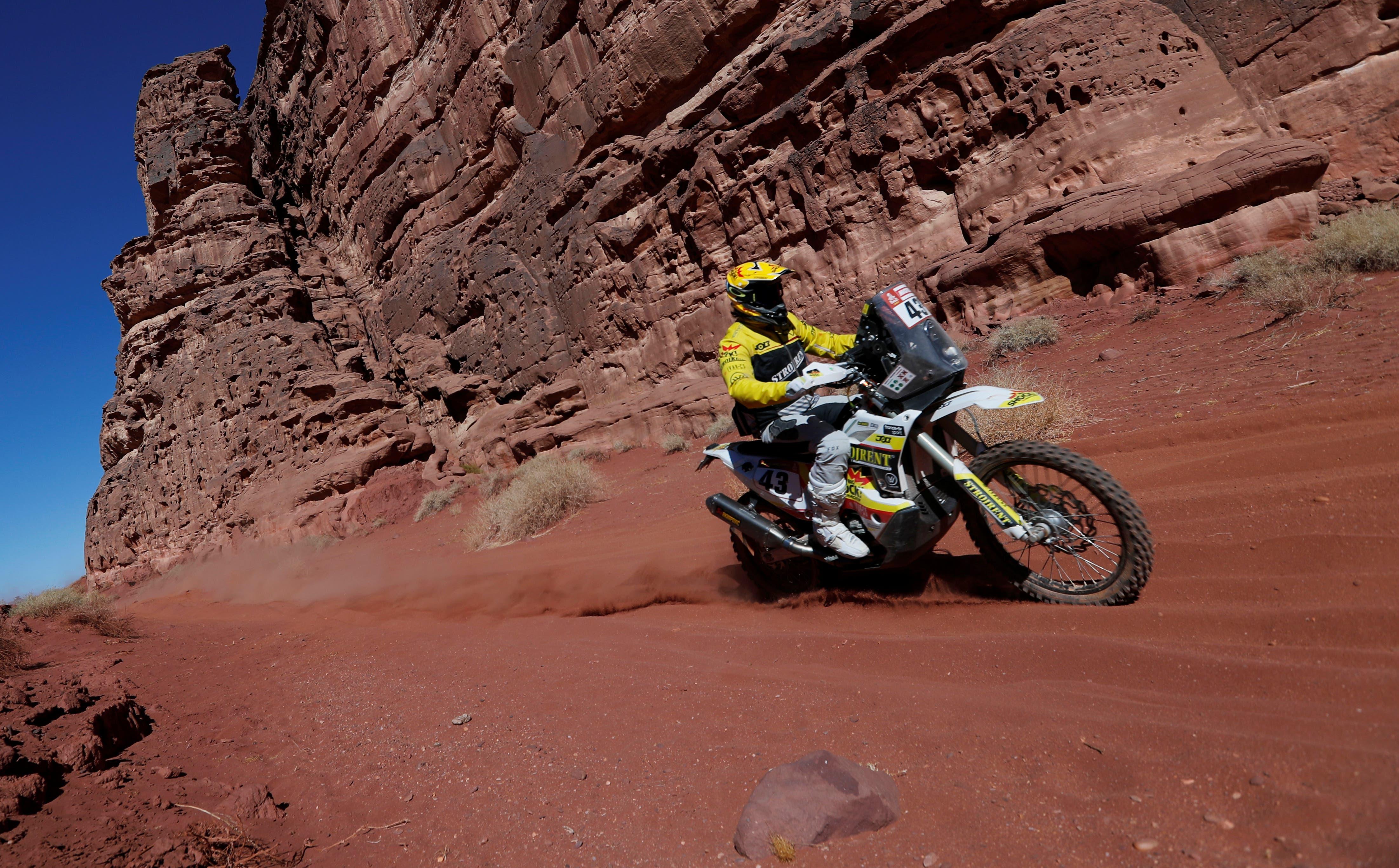 Dakar 2020: la complicada etapa del rally en la que varios perdieron la brújula
