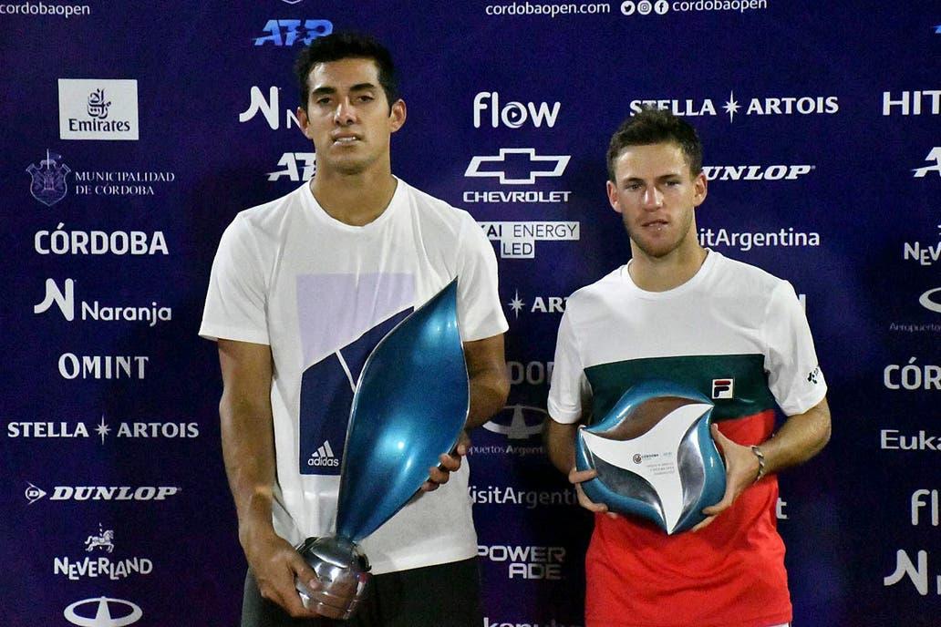 Diego Schwartzman-Cristian Garín, por el ATP de Córdoba: el ...