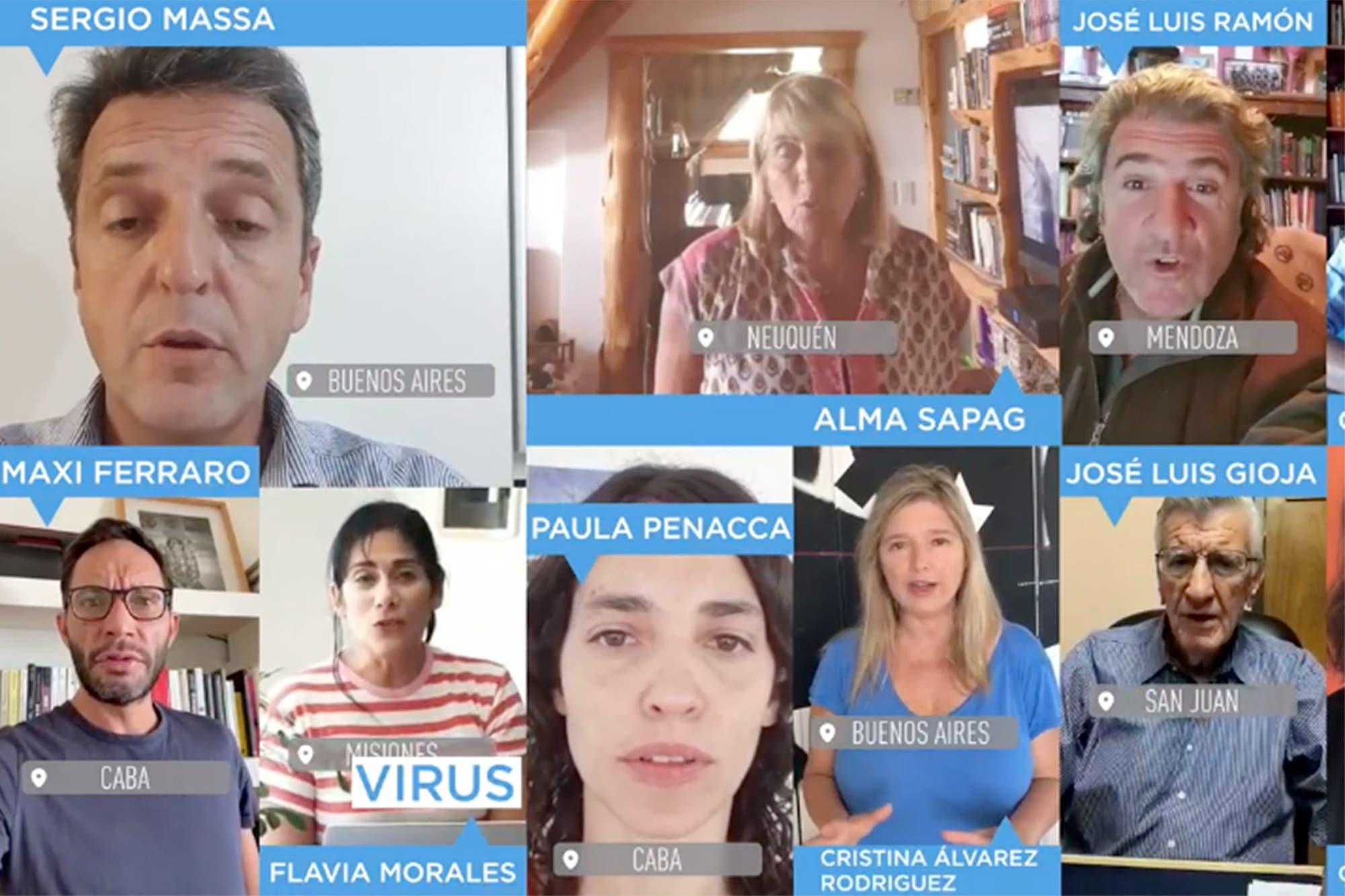 Coronavirus en la Argentina: Diputados aprobó por unanimidad el protocolo para sesionar a distancia
