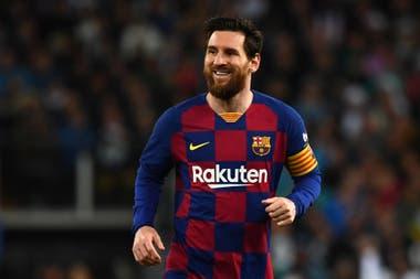 Messi puede volver a vestir oficialmente la camiseta de Barcelona el 26 de septiembre, ante Villarreal