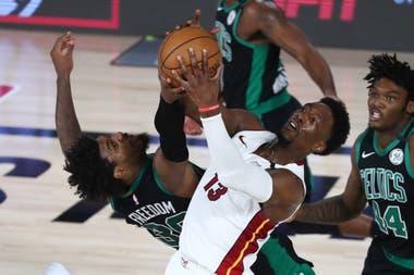 Boston Celtics y Miami Heats, disputan el segundo punto de la serie de la final de la Conferencia Este de la NBA