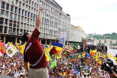 Capriles había desafiado el poder del chavismo en las elecciones de 2012 y 2013, derrotado por Hugo Chávez y su sucesor designado Nicolás Maduro