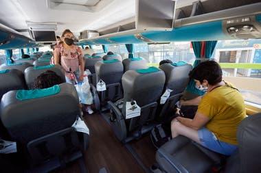 Desde el martes pasado, la Terminal del Sol, Mendoza, puede recibir micros con tuiristas nacionales e internacionales