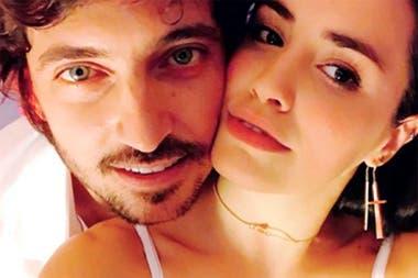 Lali Espósito y Santiago Mocorrea