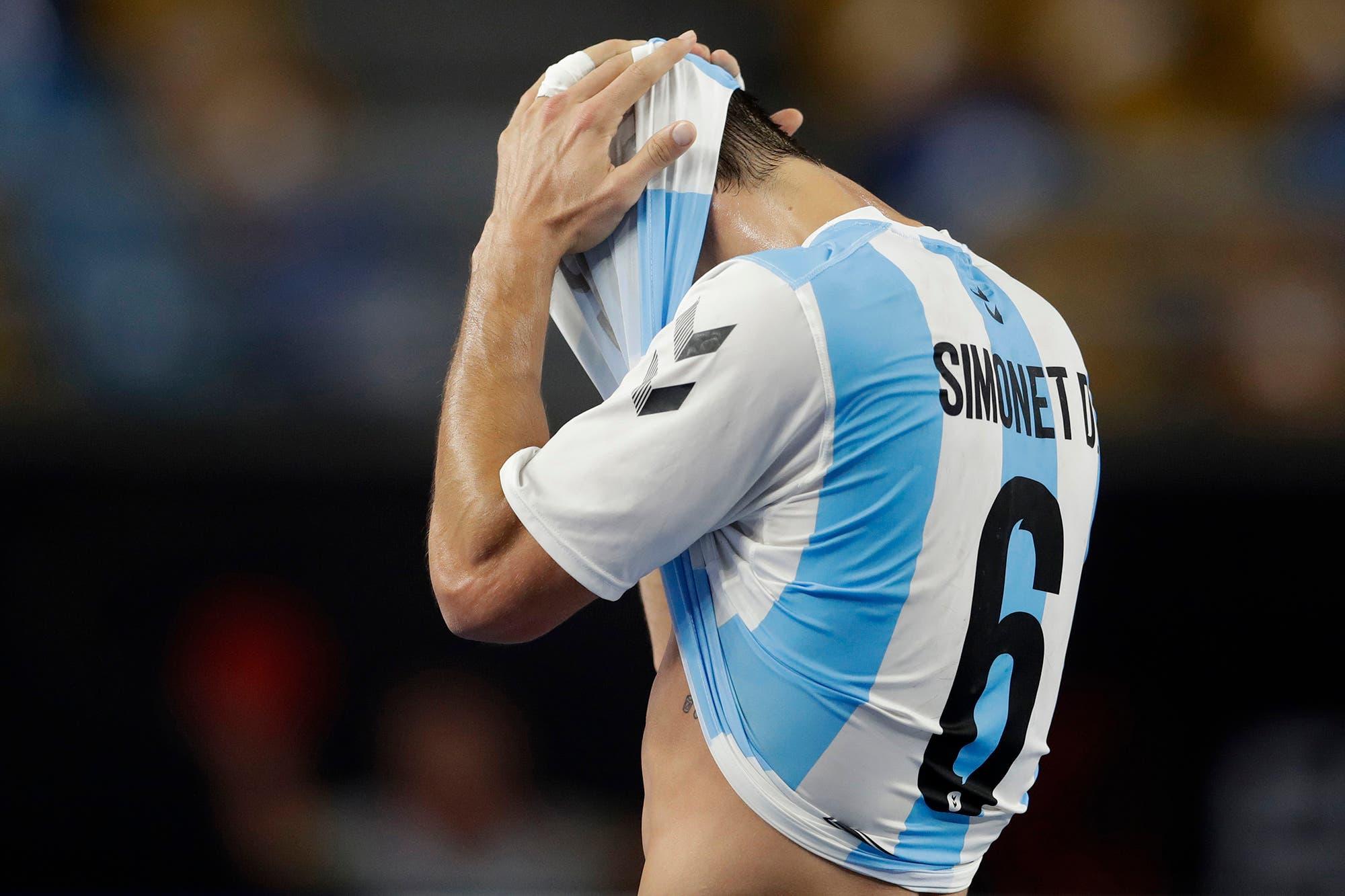 Mundial de handball: la polémica jugada final en la eliminación argentina y la autocrítica del Chino Simonet