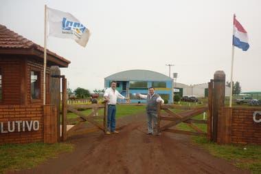 El argentino tiene un Centro de investigación en Edelira, Paraguay.