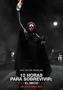 Afiche de 12 horas para sobrevivir: El inicio