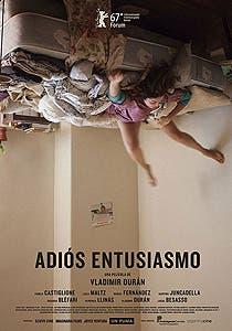 Afiche de Adiós entusiasmo