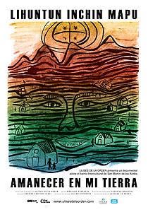 Afiche de Amanecer en mi tierra