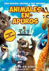 Afiche de Animales en apuros