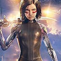 Afiche de Battle Angel: La última guerrera