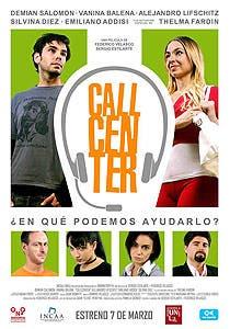 Afiche de Callcenter