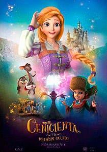Afiche de Cenicienta y el Príncipe Oculto  3D