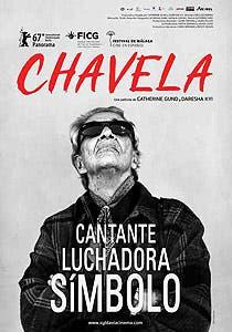 Afiche de Chavela