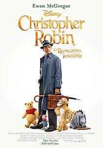 Afiche de Christopher Robin: Un reencuentro inolvidable
