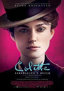 Afiche de Colette: Liberación y deseo