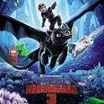 Afiche de Como entrenar a tu dragón 3 3D