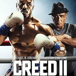 Afiche de Creed 2: Defendiendo el legado