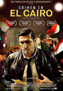 Afiche de Crimen en el Cairo
