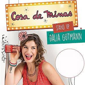 Afiche de Dalia Gutmann