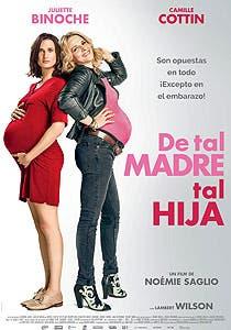 Afiche de De tal madre, tal hija